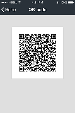 QR Code Reader App Features