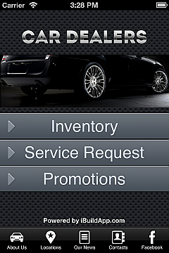 Car Dealership Apps