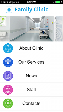 Family Clinic Apps