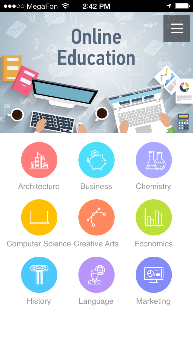 Online Education 2 Apps